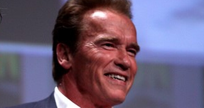 Arnold Schwarzenegger Biografie