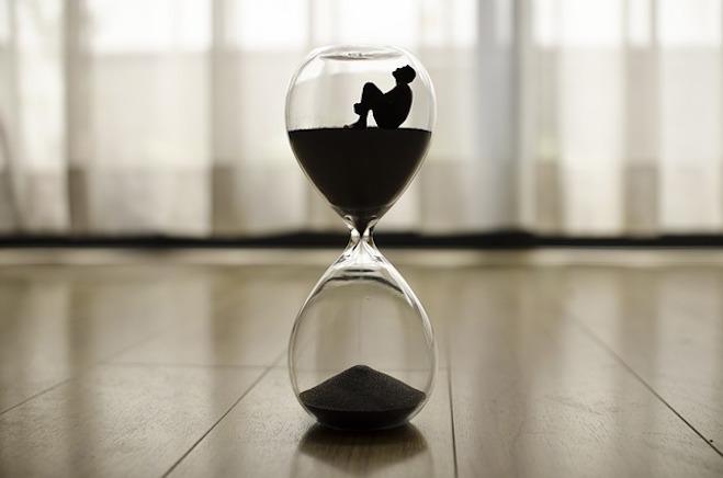 Zeit alleine verbringen