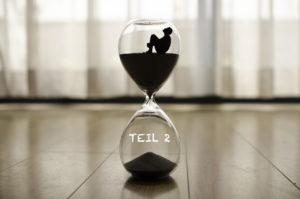 Zeit für sich nehmen